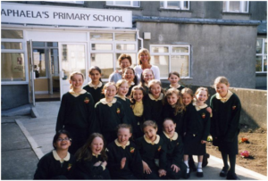 stillorgan-school-children